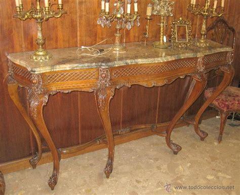 muebles estilo luis xv consola mueble valenciano estilo luis xv anteri comprar