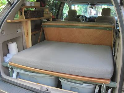 the grove guy: minivan conversion, part one  part two