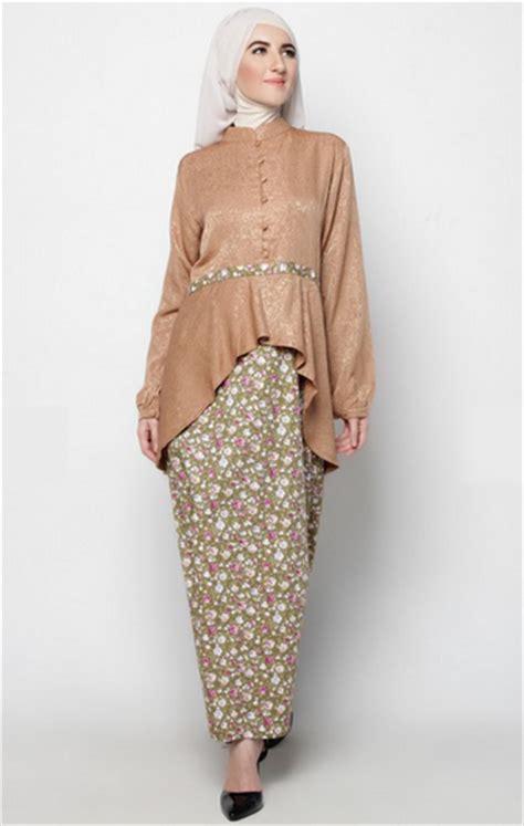 desain gamis muslim remaja inspirasi model gamis remaja terkini dengan desain trendi