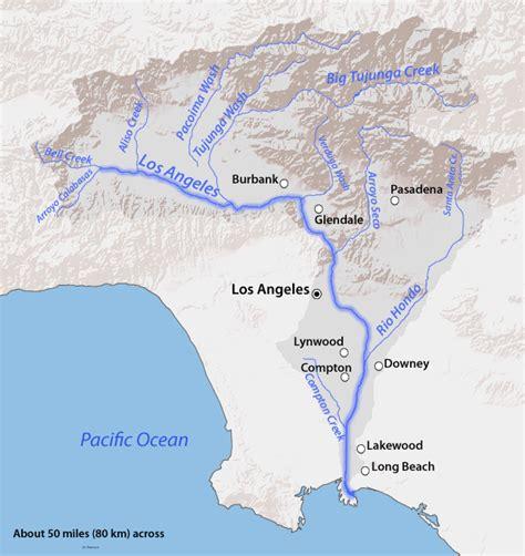 map of los angeles basin file larmap jpg wikimedia commons