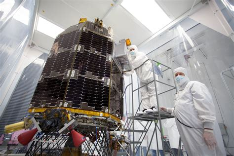 ladee project manager update solar system exploration research virtual institute