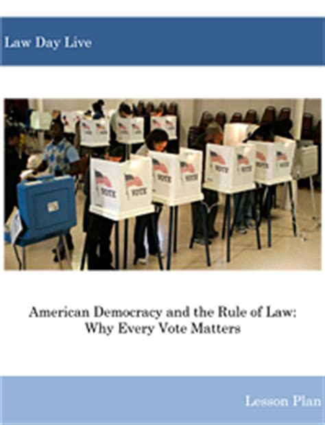 Voting Matters Essay by Day Live