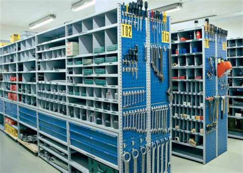 Industrial Racking Storage by Industrial Shelving System