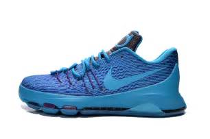 kd shoes nike kd 8 mens kevin durant blue lagoon purple basketball