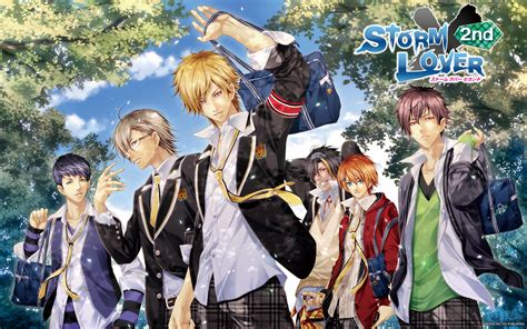 Otome Games Wallpaper | storm lover otome games wallpaper 35174963 fanpop