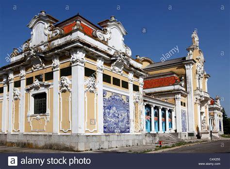 pavillon lissabon portuguese pavilion lisbon stockfotos portuguese