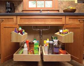 Kitchen Cabinet Storage Ideas by 34 Insanely Smart Diy Kitchen Storage Ideas