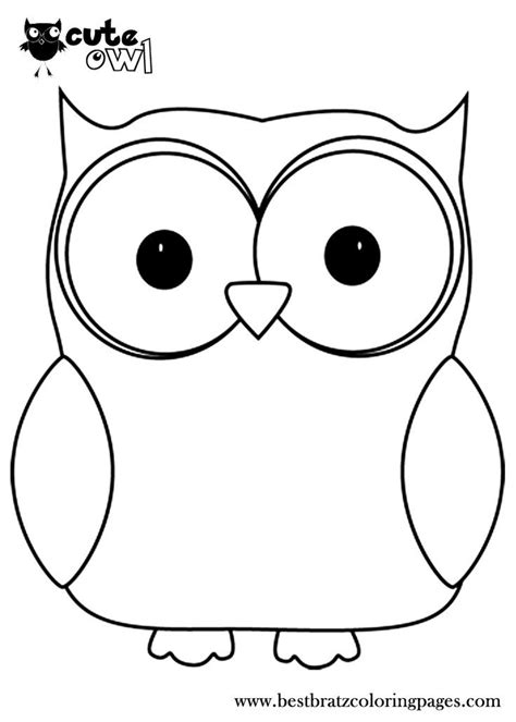 coloring page of owl owl coloring pages print free printable cute owl coloring