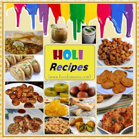 Middle Eastern Main Dishes - 100 holi recipes tasty vegetarian amp vegan indian recipes
