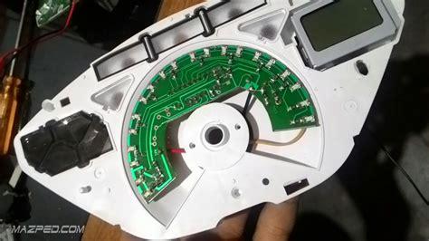 Lu Led Motor Supra X 125 pasang rpm led di supra x 125 mazpedia
