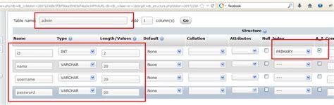 cara membuat form login php dengan dreamweaver tanpa coding cara membuat form login pada localhost dengan php