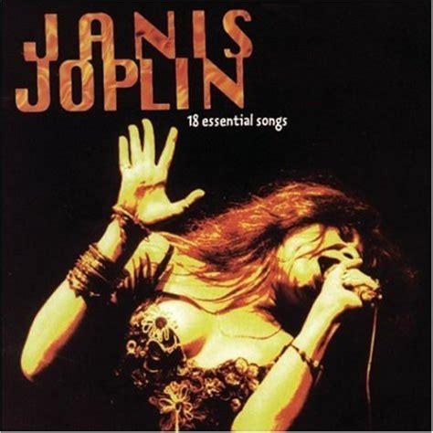 discografia janis joplin  essential songs discografiadamusicas blog