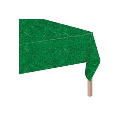 Grass Table Cover by Green Grass Plastic Table Covers Windy City Novelties