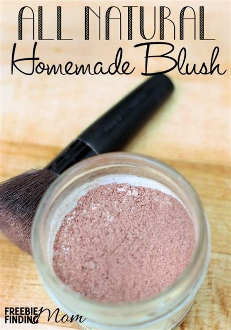 Handmade Mineral Makeup - 10 recipes for products diy mineral
