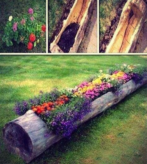flower beds around trees old tree flower bed for the home around the house pinterest
