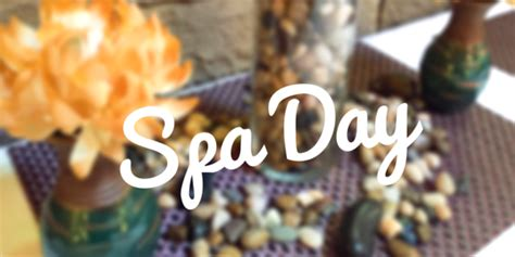 Spa Day Gift Card - 2nd annual ladies spa day with gift cards