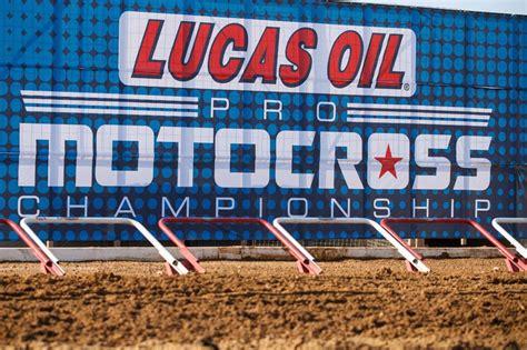 2013 ama motocross schedule 2013 lucas motocross schedule announced racer x