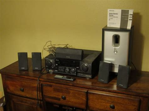 Home Theater Aiwa aiwa center speaker for sale