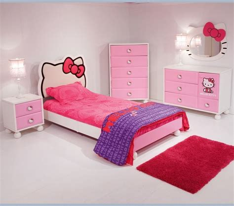hello kitty bedrooms hello kitty bedroom idea for your cute little girl