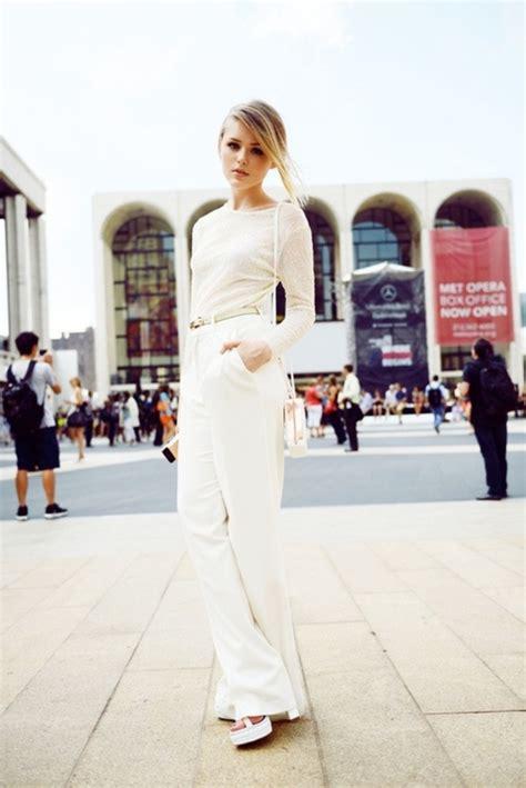 White Style Wardrobe - 5 ways to wear white this summer the fashion tag