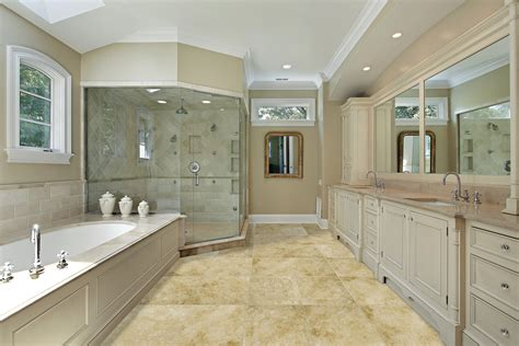 spring remodeling projects  bathroom floors