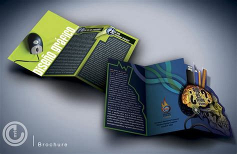 How To Make A Brochure Handmade - 50 beautiful brochure layout designs 2017