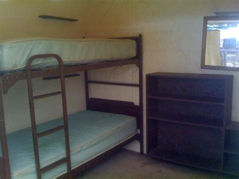 bunk bed connectors bunk beds ours was metal springs others use cot like connectors picture of