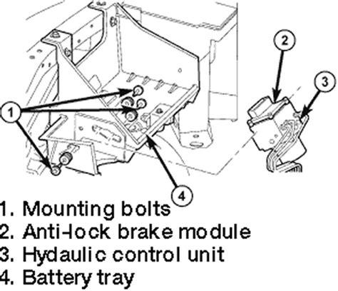 repair anti lock braking 2006 ford e 350 super duty van auto manual repair guides anti lock brake system 4 wheel anti lock brake system autozone com