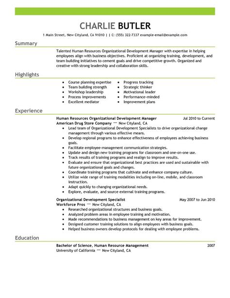 Organizational Development Officer Sle Resume resume organization exles 28 images resume for organizational development susan ireland