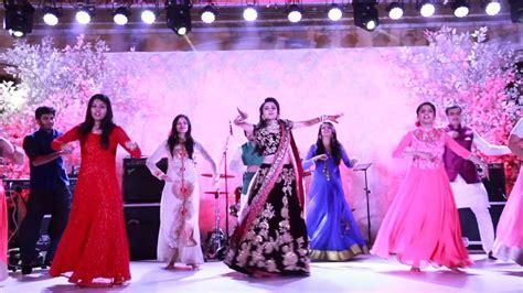 Bride & Her Friends   London Thumakda   Sangeet Dance