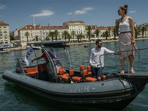 uber boat croatia on croatia s coast uber takes its ride hailing app to the