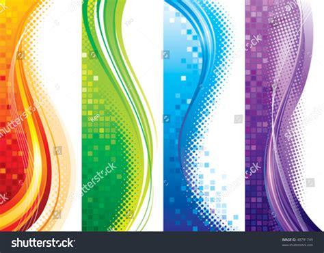 design background vertical design set vertical modern backgrounds vector stock vector