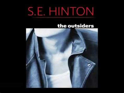 the outsiders by se hinton book of a lifetime a powerful the outsiders book trailer youtube