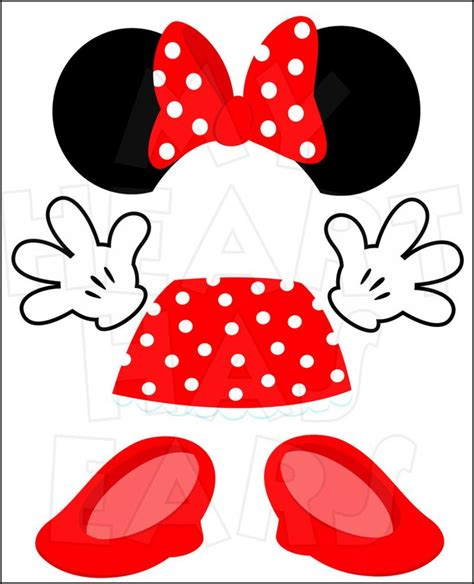 Kitchen Cabinet Door Magnets by Minnie Mouse Body Parts For State Room Disney Cruise Door