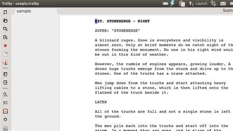 best writing software 6 best screenwriting software options videomaker