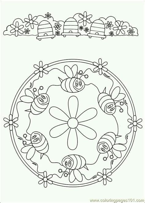 mandala coloring pages livro as 58 melhores imagens em mandalas primavera no pinterest