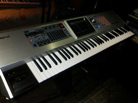 Keyboard Roland Phantom G7 roland fantom g7 image 303642 audiofanzine