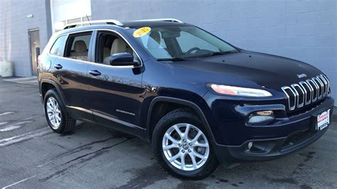 2015 Jeep Latitude by Certified Pre Owned 2015 Jeep Latitude 4d Sport