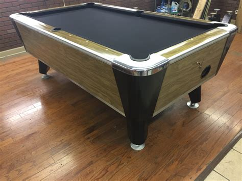 Valley Bar Table Table 041317 Valley Used Coin Operated Pool Table Used Coin Operated Bar Pool Tables