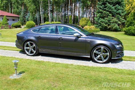 Audi S7 Preis by Audi S7 Preis 36 863 Baujahr 2013 Pkws Gebraucht