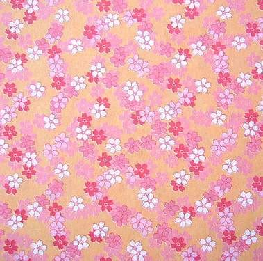 Origami Paper To Print - flowery printable origami paper 2018