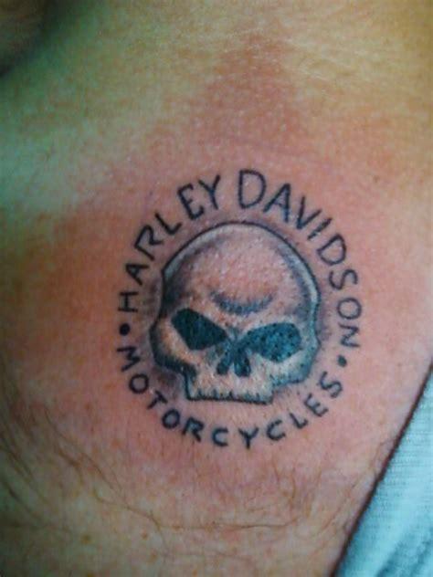 harley davidson skull tattoos harley davidson harley