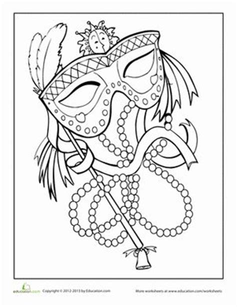 beautiful mardi gras mask printable coloring pages 1000 images about masks on pinterest mardi gras the
