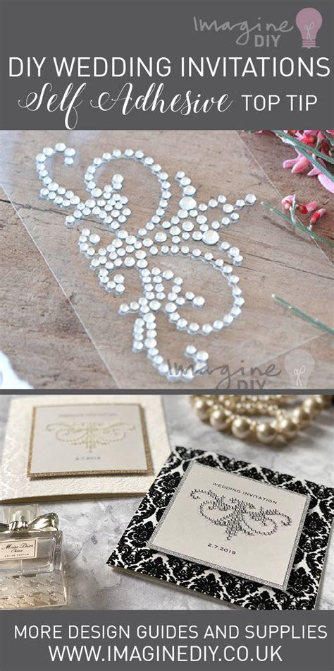 DIY Wedding Stationery Top Tips   Imagine DIY   Guides and