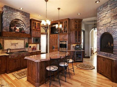 mediterranean style kitchen bloombety mediterranean kitchen beautiful decorating