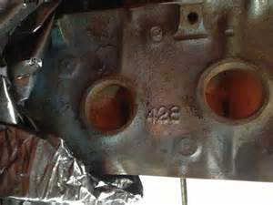 Pontiac Engine Block Codes Pontiac Engine Block Identification Pontiac Hunters