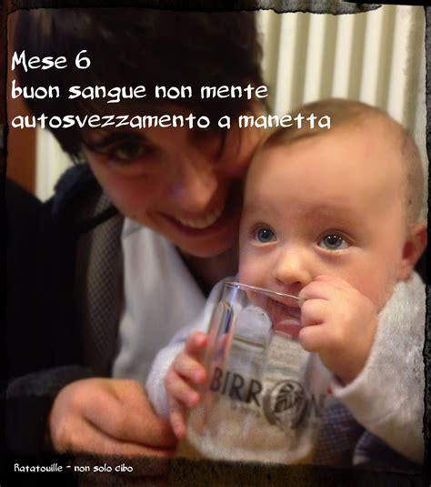 Gelato E Autosvezzamento by Un Post Da Mamma Un Anno Di Ettore Ratatouille Non