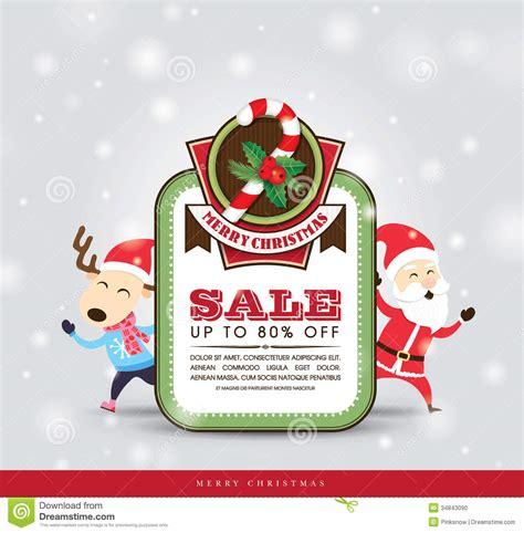 christmas sale tag stock photo image 34843090