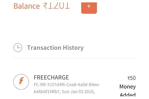 freecharge free coupon codes