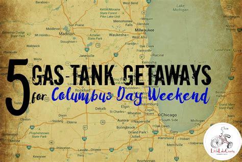 five columbus day weekend getaways lake county